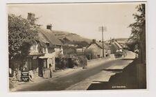 Dorset postcard - Chideock - RP
