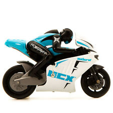 ECX Ecx01004t1 Outburst 1 14 RC Motorcycle RTR Blue Rechargeable Maplin