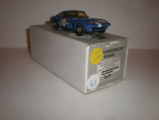 1/43 MM13 Corvette Grand sport 1963 Nassau Speed week car #50 Marsh Models