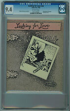 LOOKING FOR LOVE #NN CGC 9.4 HIGH GRADE ONLY CGC COPY? OFF-WHITE PAGES 1982
