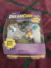 DREAM GEAR Game Cube Controller Dream Cube Pro Factory Sealed Nintendo