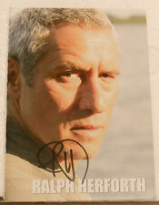 [au42] ralf Herforth-original autographe