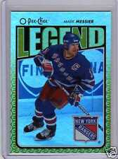 MARK MESSIER GOLD RAINBOW Legend 09/10 OPC O-PEE-CHEE #564 Insert Hockey Card
