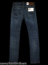 NWT Lee 101 Z Candiani Selvedge Slim Fit Jeans RRP $300