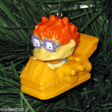Chuckie Finster Rugrats in Car Custom Christmas Tree Ornament Decoration Holiday