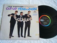 THE PASTORS Cut Up Tenderloin 1961 Capitol T-1534 D1/D1 Mono Billy May VG++