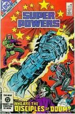 Super Powers (1st series) # 1 (of 5) (Estados Unidos, 1984)