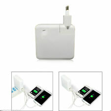 Universal 5200mAh USB Charger Netzstecker Ladeadapter for iPhone Huawei ipad DHL