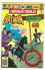 THE BRAVE and THE BOLD 129  (VF) BATMAN and GREEN ARROW (FREE SHIPPING) *