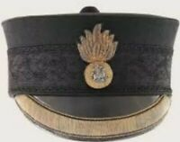 Royal Northumberland fusiliers forage kepi replica