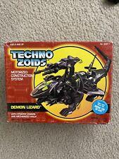 Techno Zoids Demon Lizard