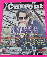 The Current Magazine July 2011 Cody Canada & the Departed Cross Canadian Ragweed