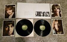 Vintage The Beatles Apple Records UK The White Album Vinyl LP Record 2-disc 1968