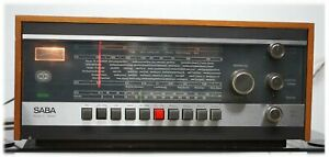 Saba Hi-Fi-Studio II Stereo Vintage Receiver