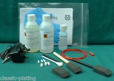 Gold Brush Plating kit for Jewellery and antique repairs Gold Plating Kit x