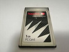 SANDISK  INDUSTRIAL GRADE   1GB PC  CARD