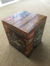 Lego 21105 - Minecraft Micro World The Village - 2013 retired - New Sealed box