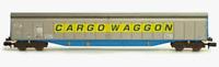Dapol 2F-022-006 N Gauge Ferry Wagon Cargowaggon 3380 279 7543-6