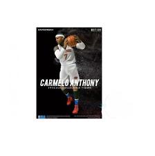 1/9 Scale Motion Masterpiece Carmelo Anthony Figure Enterbay