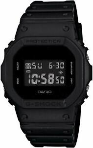 Casio G-Shock DW-5600BB-1 Black Resin Digital Men's Watch