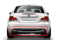 BMW NEW GENUINE 1 SERIES E82 E88 M SPORT REAR DIFFUSER 8045455