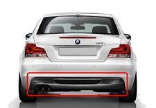 BMW NEW GENUINE 1 SERIES E82 E88 M SPORT REAR DIFFUSER 8045455