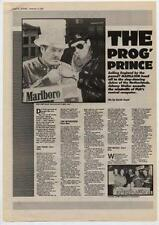 Marillion UK Interview 1984 GHI