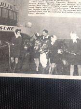 64-5 Ephemera 1971 Hovercraft Pegwell Bay Daphne Kingsley Lewis Donkeys