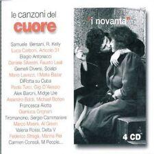 Le Canzoni Del Cuore - Anni 90 [4 CD] - Artisti Vari RCA