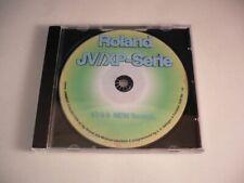 Roland JV1080/2080/XP50/60/80/XV-Serie -1 2 8 0 Sounds -Inkl. SOUNDLISTE ALS PDF