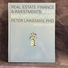 Real Estate Finance and Investments : Risks and Opportunities by Peter Linneman