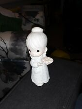 Enesco Precious Moments May You Have The Sweetest Christmas Figure 1985