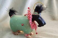Krinkles Patience Brewster Large Irish Terrier Dog Ornament Dept 56