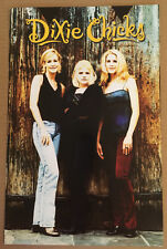 Natalie Maines DIXIE CHICKS Rare 1998 PROMO POSTER for Wide Open CD MINT USA