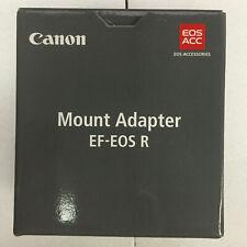 Genuine Canon Mount Adapter EF-EOS R