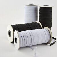 180 Yards 3mm Elastisch Band Gummiband Kleidung Reparieren Ersetzen Nähen DIY
