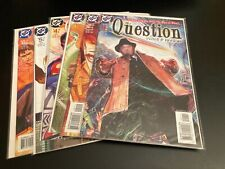 The Question #1-6 Complete 6 Issue Mini-Series Set (2005 DC Comics Vol 2) NM-