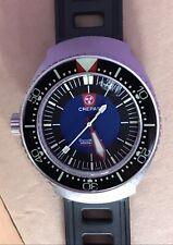 Reloj Crepas Decomaster Diver 4000 Metros Profesional