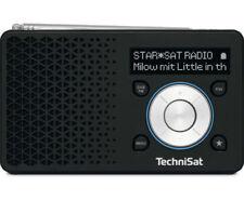 Tragbare Radios mit Digitalanzeige und TechniSat