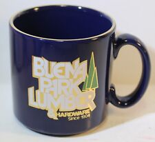 1994 Buena Park Lumber & Hardware Since 1904 - 90 Years Service - Coffee Cup Mug