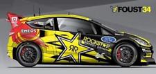 TM218 Ford Fiesta Rockstar 210mm M-chassis body shell