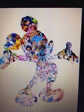 Disney Mickey Emblème Cross Stitch Kit
