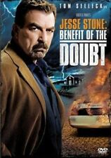Jesse Stone Benefit of The Doubt 043396400597 With Tom Selleck DVD Region 1