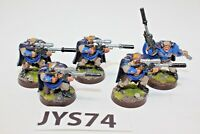 Warhammer Space Marines Scouts with Sniper Rifles  - JYS74