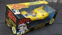 Speed Racer X Shooting Star Animated Toy Collectible Car 1:18 With Gadgets Rare