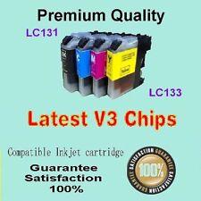 10x Ink Cartridge LC133 LC131 For Brother MFC J470DW J475DW J870DW J650DW Printe