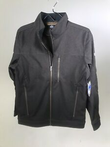KUHL Men's IMPAKT Longsleeve Jacket - SMALL - ESPRESSO - NEW WITH TAGS!