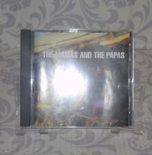 """THE MAMAS AND THE PAPAS """" BEST OF """"  CD"""