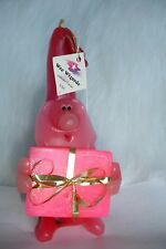 Northern Lights Candle Present Wee Wizard - Signed By Artist - New With Tag