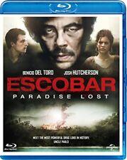Escobar: Paradise Lost [Blu-ray] [2015] [DVD][Region 2]